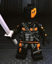 Custom Deathstroke Movie