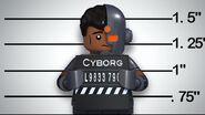 Cyborg fiche-La Légion Maudite