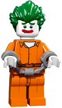 Joker Arkham Asylum LEGO Batman Movie