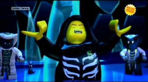 Lego Ninjago(Das Jahr der Schlangen) Folge 1 Der Aufstieg der Schlangen