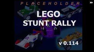 Lego Stunt Rally - Prototype Build (Sony Playstation)