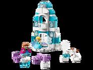 10899 Le château de la Reine des neiges