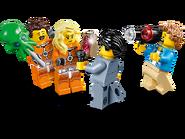 60230 Ensemble de figurines - La recherche et le développement spatiaux 6