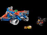 70320 L'Aero Striker V2 d'Aaron Fox