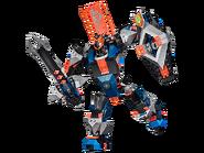 70326 Le robot du chevalier noir 2