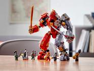 71720 Le Robot de feu et de pierre 9
