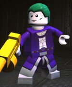 Custom Joker SS