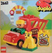 DUPLO Zoo Van
