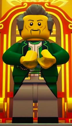 Emperor of Ninjago