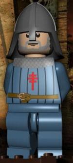 LEGO Grail Knight