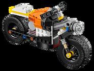 31059 La moto orange 4