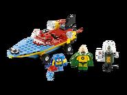 3815 Les Super-héros des profondeurs