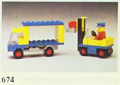 674 Forklift & Truck