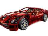 8145 Ferrari 599 GTB Fiorano 1:10