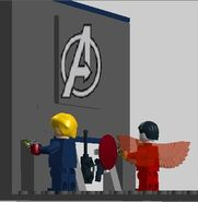 Avengers Training Room 2