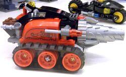 Bane's Thunder Driller-2