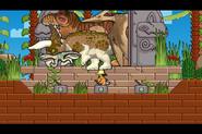 Dino Outbreak Évasion