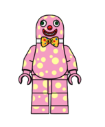 LEGO® Mr. Blobby 2