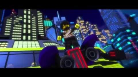 "LEGO NINJAGO ""After The Blackout"" Official Music Video"