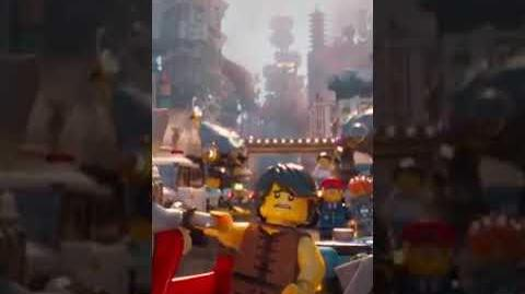 The Lego Ninjago Movie Tv Spot 32 - Now Playing