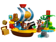 10514 Le vaisseau pirate de Jake 2