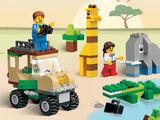4637 Set de construction Safari