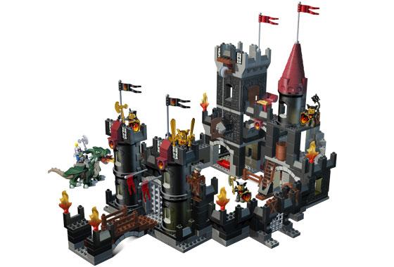 4785 le grand ch teau noir wiki lego fandom powered by wikia - Lego ninjago le grand devoreur ...
