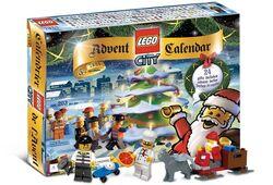 7324 LEGO City Advent Calendar