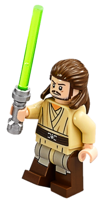 Qui-Gon Jinn | Brickipedia | FANDOM powered by Wikia