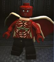 Custom Demon Lucifer