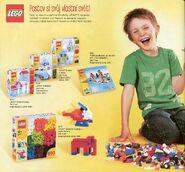 Katalog výrobků LEGO® za rok 2009 (první pololetí) - Strana 16