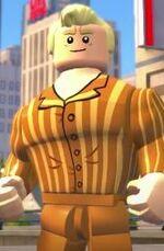 Mr (pyjamas)