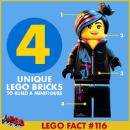 The LEGO Movie Wyldstyle 2