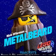 Vignette LEGO Movie 2 Nick Offerman