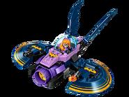 41230 La poursuite en Batjet de Batgirl 2