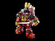 9448 Le robot Samouraï 3