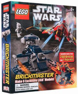 Brickmaster Star Wars Make 8 Exclusive LEGO Models
