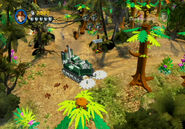 LEGO Indiana Jones 2 L'aventure continue Wii 2