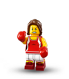 Série 16 Kick-boxeuse