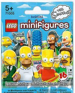 Simpsons Marge Simpson NEW LEGO 71005 MINIFIGURES SERIES S