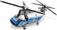 4439 L'hélicoptère de transport 4
