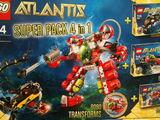 Atlantis Superpack 4 in 1 66365