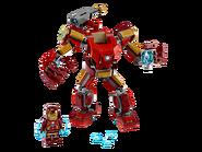 76140 Le robot d'Iron Man