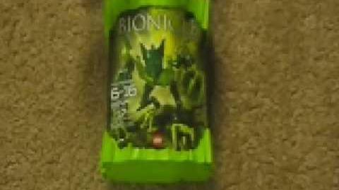 Bionicle Review Agori Tarduk