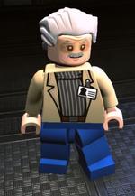 Custom Stan Lee