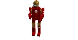 Iron man miniland