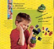 Katalog výrobků LEGO pro rok 1999 - Strana 02