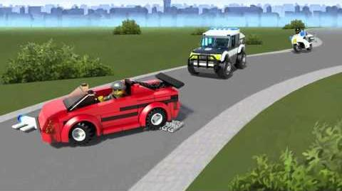 LEGO City - High Speed Chase 60007