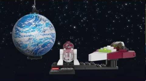 LEGO Star Wars 75006 Jedi Starfighter und Kamino