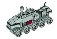 20006 Clone Turbo Tank